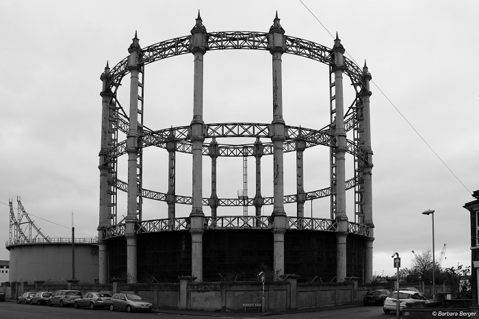 Great Yarmouth Gasholder
