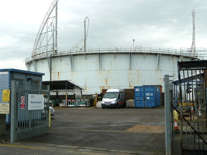 Worhting Gasholder
