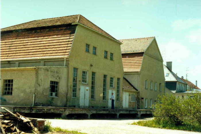 Gaswerk Göggingen